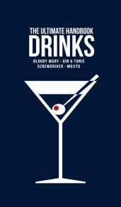 Omslagsbild för The ultimate handbook DRINKS