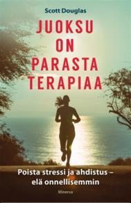 Cover for Juoksu on parasta terapiaa