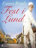Omslagsbild för Fest i Lund