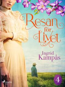 Cover for Resan för livet del 4
