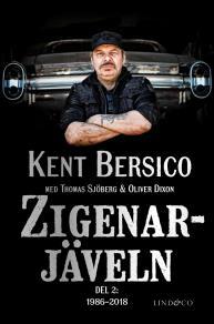 Cover for Zigenarjäveln – del 2: 1986–2018