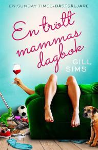 Cover for En trött mammas dagbok