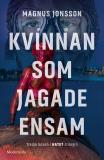 Cover for Kvinnan som jagade ensam (Tredje boken i Hatet-trilogin)