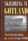 Cover for Skildring av Gotland – Återutgivning av text från 1896