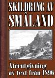 Cover for Skildring av Småland – Återutgivning av text från 1896