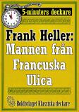 Cover for 5-minuters deckare. Mannen från Francuska Ulica. Återutgivning av text från 1935