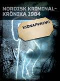 Omslagsbild för Kidnappning