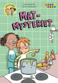 Cover for Mat-mysteriet