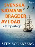 Omslagsbild för Svenska sjömansbragder av i dag: ett reportage