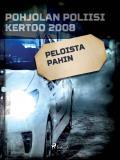 Cover for Peloista pahin