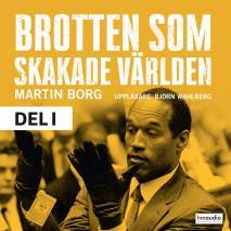 Cover for Brotten som skakade världen, del 1