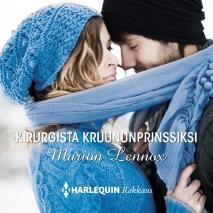 Cover for Kirurgista kruununprinssiksi