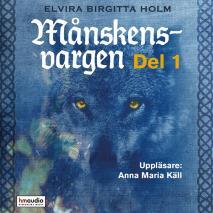 Cover for Månskensvargen, del 1