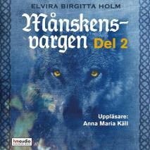 Cover for Månskensvargen, del 2
