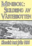Cover for Skildring av Västerbotten – Återutgivning av text från 1896