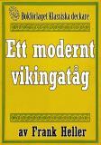Cover for Ett modernt vikingatåg. Återutgivning av text från 1935