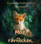 Cover for Moa, rävflickan, en guidad godnattsaga