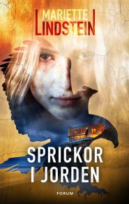 Cover for Sprickor i jorden
