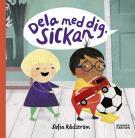 Cover for Dela med dig Sickan