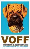 Cover for VOFF : 600 fantastiska fakta om hundar