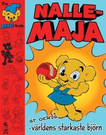 Cover for Nalle-Maja är också världens starkaste björn