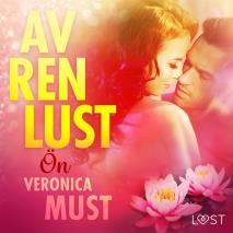 Cover for Av ren lust: Ön