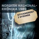 Cover for Styckmordet i Gysinge
