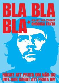 Cover for BLA BLA BLA 600 helt nya otroligt onödiga fakta