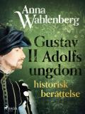 Cover for Gustav II Adolfs ungdom: historisk berättelse