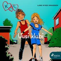 Cover for K niinku Klara 8 - Uusi klubi