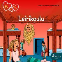 Cover for K niinku Klara 9 - Leirikoulu