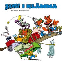 Cover for Bamse i klämma