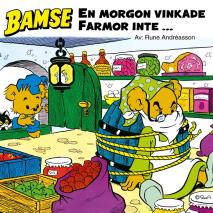 Cover for En morgon vinkade Farmor inte...