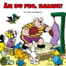 Cover for Är du feg, Bamse?