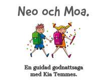 Cover for Neo och Moa-en guidad godnattsaga