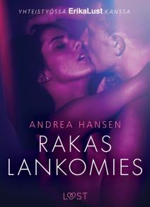 Cover for Rakas lankomies - eroottinen novelli