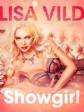Cover for Showgirl - eroottinen novelli