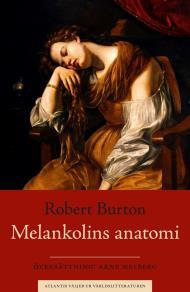 Cover for Melankolins anatomi