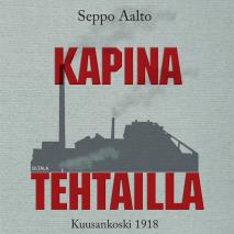 Cover for Kapina tehtailla