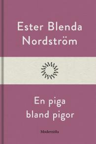 Cover for En piga bland pigor