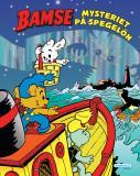 Cover for Bamse och mysteriet på Spegelön