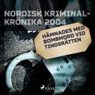 Cover for Hämnades med bombmord vid tingsrätten