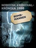 Cover for Bombmannen