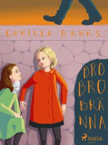 Cover for Bro, bro bränna
