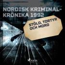 Cover for Stöld, tortyr och mord