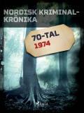 Cover for Nordisk kriminalkrönika 1974