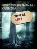 Cover for Nordisk kriminalkrönika 1977
