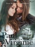 Cover for Paul och Virginie