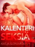 Cover for Kalenteriseksiä