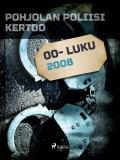 Cover for Pohjolan poliisi kertoo 2008